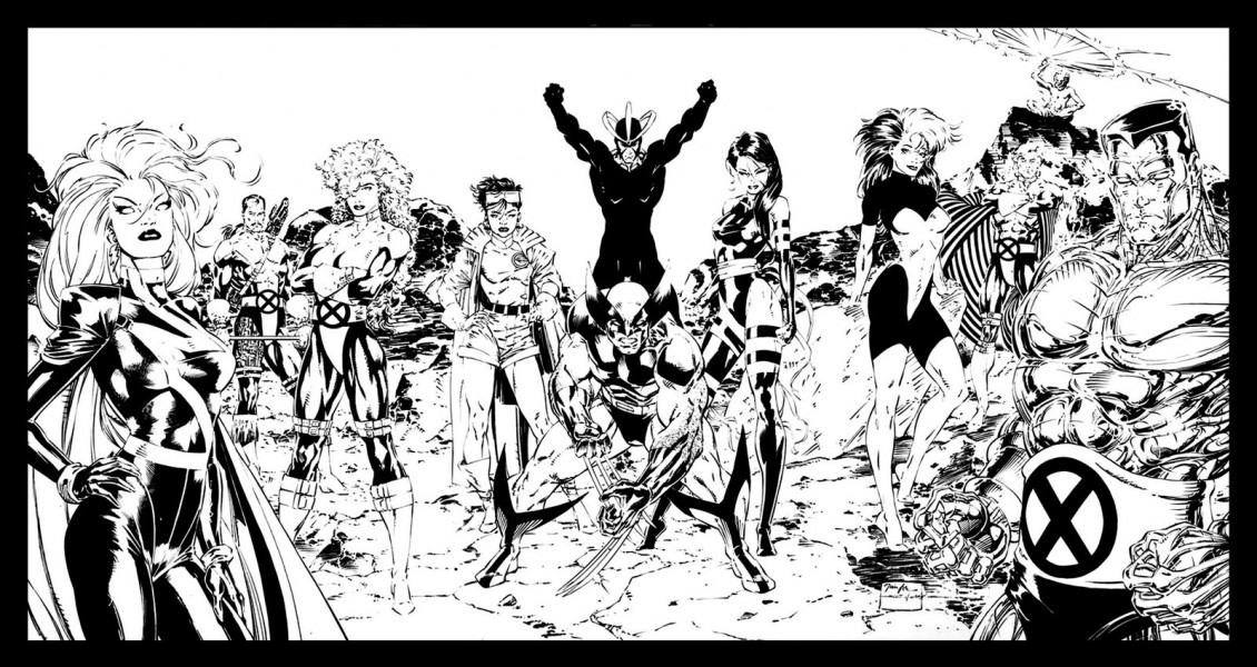 X-Men-JimLee-Poster-Tribute01